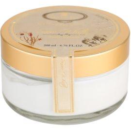 Sea of Spa Snow White crema de corp pentru femei  200 ml