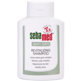 Sebamed Anti-Dry champô revitalizante com fitoesteróis  200 ml