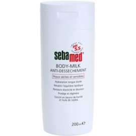Sebamed Body Care hydratačné telové mlieko pre suchú a citlivú pokožku  200 ml