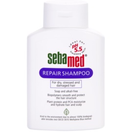 Sebamed Hair Care shampoo rigenerante per capelli rovinati e secchi  200 ml