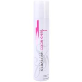 Sebastian Professional Color Ignite Mono acondicionador para unificar el tono del cabello teñido   200 ml