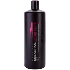 Sebastian Professional Color Ignite Mono šampon pro jednotný tón barvených vlasů  1000 ml