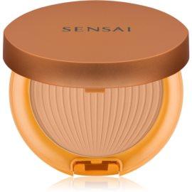 Sensai Silky Bronze сонцезахисна водонепроникна пудра SPF 30 SC02 Natural  8,5 гр