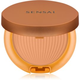 Sensai Silky Bronze сонцезахисна водонепроникна пудра SPF 30 SC04 Dark  8,5 гр
