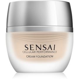 Sensai Cellular Performance Foundations krémes make-up SPF 15 árnyalat CF 22 Natural Beige 30 ml