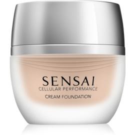 Sensai Cellular Performance Foundations Cream Foundation SPF 15 Shade CF 23 Almond Beige 30 ml