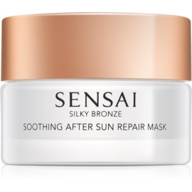 Sensai Silky Bronze Kalmerende en Hydraterende Masker  After Sun   60 ml