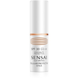 Sensai Silky Bronze Protection Stick For Sensitive Areas SPF30  9 g