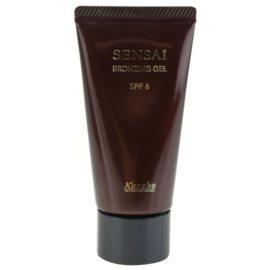 Sensai Bronzing tónovací gel odstín BG 62 Amber bronze SPF 6 50 ml