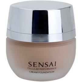 Sensai Cellular Performance Foundations krémový make-up odstín CF 12 Soft Beige 30 ml