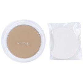 Sensai Cellular Performance Foundations protivráskový kompaktní pudr náhradní náplň odstín TF22 Natural Beige SPF 15 11 g