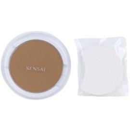 Sensai Cellular Performance Foundations protivráskový kompaktní pudr náhradní náplň odstín TF24 Amber Beige SPF 15 11 g