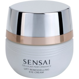 Sensai Cellular Performance Lifting crema para contorno de ojos con efecto lifting con efecto remodelador  15 ml