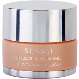 Sensai Cellular Performance Lifting rozjasňující krém s liftingovým efektem  40 ml
