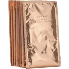 Sensai Silky Bronze maseczka kojąca po opalaniu   ml