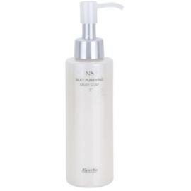 Sensai Silky Purifying Step Two nawilżające mydło oczyszczające do skóry suchej i bardzo suchej  150 ml