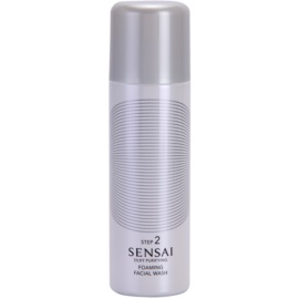 Sensai Silky Purifying Step Two espuma facial limpiadora  para pieles normales y grasas  150 ml