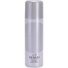Sensai Silky Purifying Step Two spuma de curatare pentru piele normala si grasa  150 ml