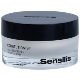 Sensilis Correctionist noční regenerační krém s protivráskovým účinkem  50 ml