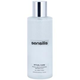Sensilis Ritual Care čisticí micelární voda 3 v 1  200 ml