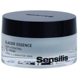 Sensilis Glacier Essence зволожуючий гелевий крем глибокої дії  50 мл
