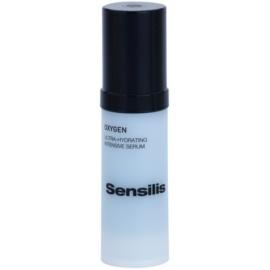Sensilis Oxygen sérum intensivo  com efeito hidratante  30 ml