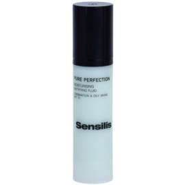 Sensilis Pure Perfection hydratační fluid s matným efektem  50 ml