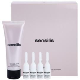 Sensilis Skin Delight комплексний нічний догляд для освітлення шкіри  75+8 мл