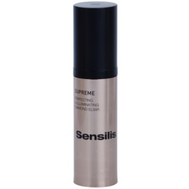 Sensilis Supreme rozjasňující elixír s protivráskovým účinkem pro perfektní vzhled pleti  30 ml