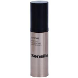 Sensilis Supreme aufhellendes Elixier mit Anti-Falten-Effekt für einen perfekten Look der Haut  30 ml