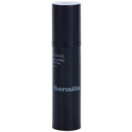 Sensilis Upgrade bőrszerkezet megújító folyadék liftinges hatással a bőr öregedése ellen SPF 15  50 ml