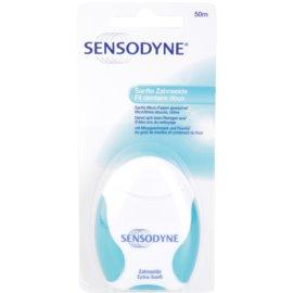 Sensodyne Dental Care dentální nit extra soft  50 m