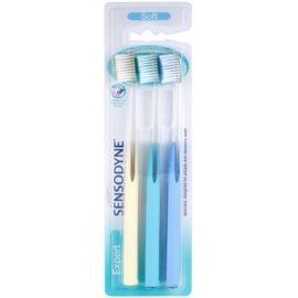 Sensodyne Expert zubní kartáčky soft 3 ks