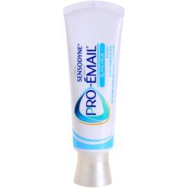 Sensodyne Pro-Schmelz bleichende Zahnpasta Geschmack Mint 75 ml