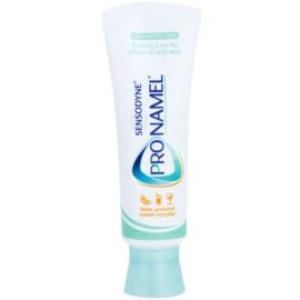 Sensodyne Pro-Schmelz Paste zur Stärkung des Zahnschmelzes zur täglichen Anwendung Mint 75 ml