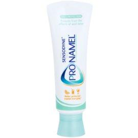 Sensodyne Pro-Namel pasta posilující zubní sklovinu pro každodenní použití Mint 75 ml