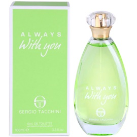 Sergio Tacchini Always With You woda toaletowa dla kobiet 100 ml