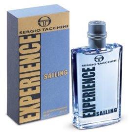 Sergio Tacchini Experience Sailing Eau de Toilette für Herren 100 ml