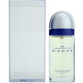 Sergio Tacchini Ozone for Man Eau de Toilette für Herren 30 ml