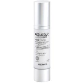 Sesderma Acglicolic Classic Forte Facial gel crema pentru un efect anti-rid complet  50 ml