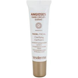 Sesderma Angioses aufhellendes und glättendes Gel für die Augen gegen Schwellungen und Augenringe  15 ml