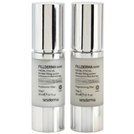 Sesderma Fillderma Nano Two-Step Pflege zur Reduktion tiefer Falten  2 x 30 ml