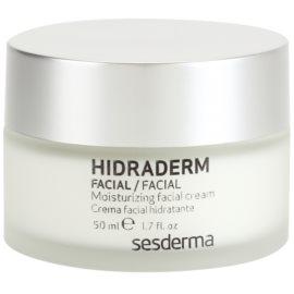 Sesderma Hidraderm crema hidratante para pieles sensibles y secas  50 ml