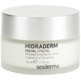 Sesderma Hidraderm crema hidratanta pentru ten uscat si sensibil  50 ml