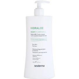 Sesderma Hidraloe hydratační tělové mléko pro suchou pokožku  400 ml