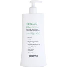 Sesderma Hidraloe hidratáló testápoló tej száraz bőrre  400 ml