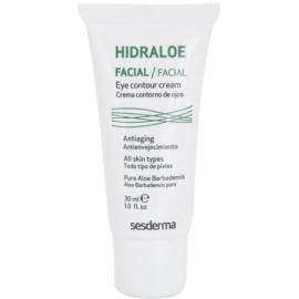 Sesderma Hidraloe Augenpflege gegen Falten, Schwellungen und Augenringe  30 ml