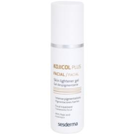 Sesderma Kojikol Plus gel de despigmentación intensivo para el tratamiento local  30 ml