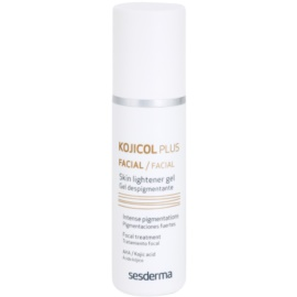 Sesderma Kojikol Plus gel intensivo de despigmentação para tratamento local   30 ml