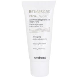 Sesderma Retises intensive Erneuerungscreme mit Retinol und Vitamin C 0,50 30 ml